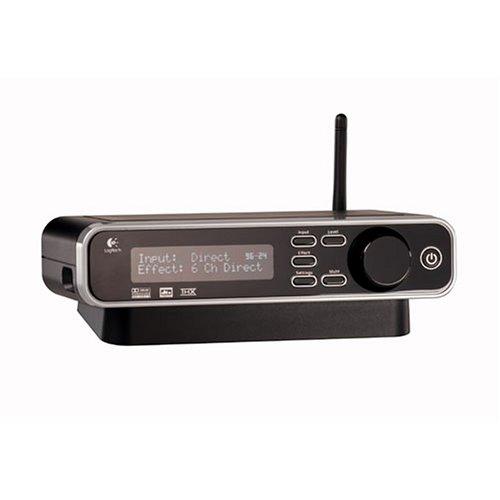 Logitech Z-5450 51 surround sound speakers - no